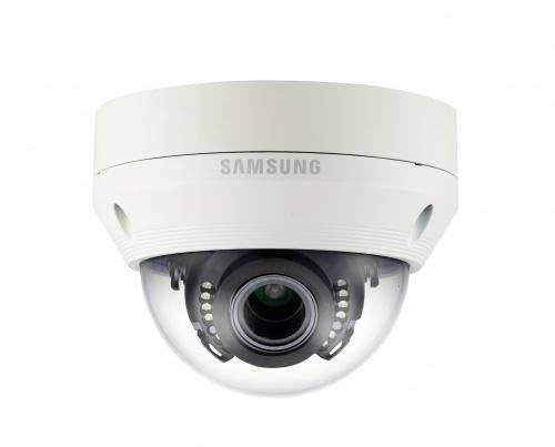 Samsung Cámara CCTV Domo IR para Interiores/Exteriores SCV-6083R, Alámbrico, 1920 x 1080 Pixeles, Día/Noche