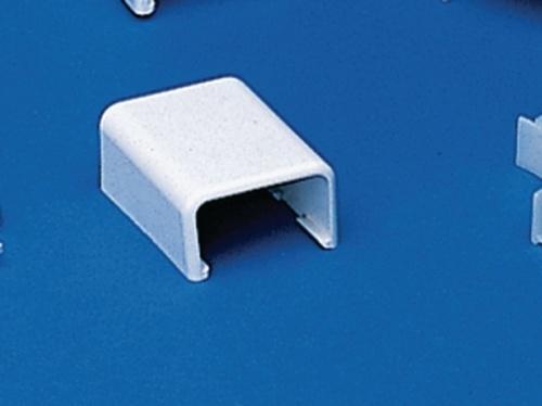 Hellermann Tyton Tapa para Canaleta TSR1FW-36, Blanco, 10 Piezas