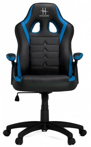 HHGears Silla Gamer SM-115, hasta 90kg, Negro/Azul
