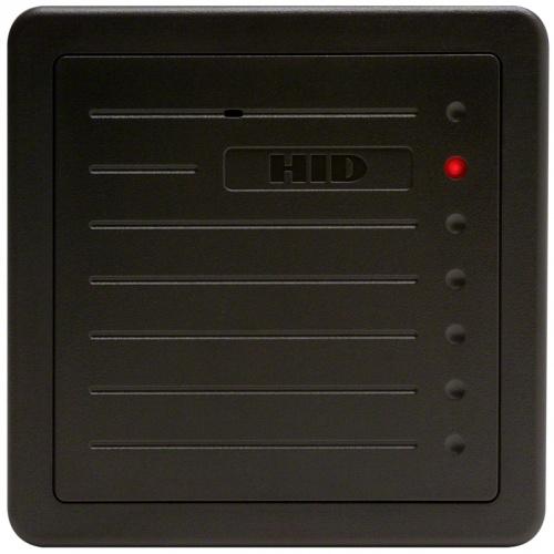 HID Lector de Proximidad ProxPro 5352, RS-232, Gris