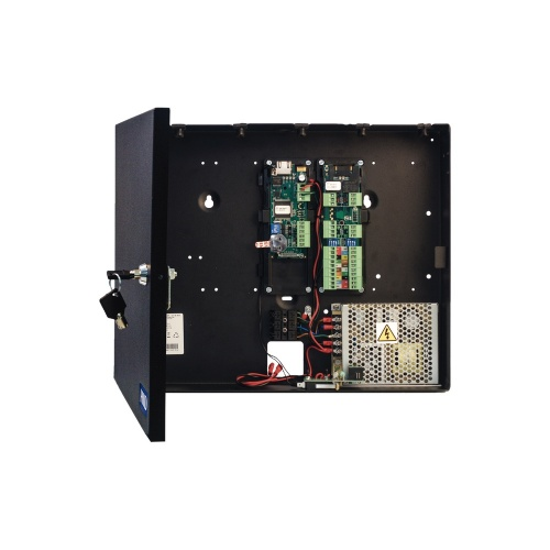 HID Panel Controlador de Acceso Web para 2 Puertas ACW2-XN, 1000 Usuarios, 100.000 Eventos