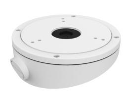 Hikvision Montaje Inclinado de Techo DS-1281ZJ-M, hasta 4.5Kg, Blanco
