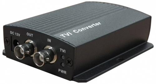Hikvision Adaptador Convertidor de Video HDMI Hembra - BNC Hembra, Negro