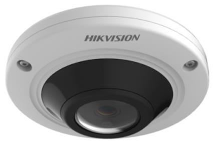 Hikvision Cámara CCTV Domo Turbo HD IR para Exteriores DS-2CC52C7T-VPIR, Alámbrico, 1305 x 977 Pixeles, Día/Noche