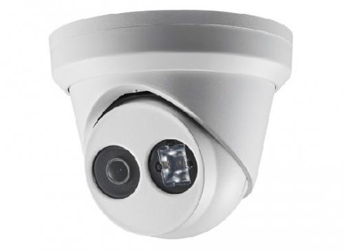 Hikvision Cámara IP Domo IR para Interiores/Exteriores DS-2CD2363G0-I, Alámbrico, 3072 x 2048 Pixeles, Día/Noche