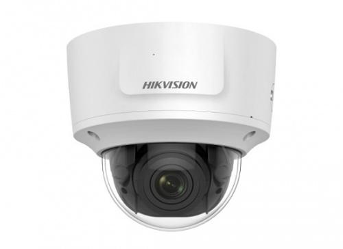 Hikvision Cámara IP Domo para Interiores/Exteriores DS-2CD2783G0-IZS, Alámbrico, 3840 x 2160 Pixeles, Día/Noche