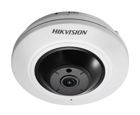 Hikvision Cámara IP Mini Fisheye PTZ IR para Interiores DS-2CD2955FWD-IS, Alámbrico, 2560 x 1920 Pixeles, Día/Noche