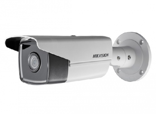 Hikvision Cámara IP Bullet IR para Interiores/Exteriores DS-2CD2T23G0-I5, Alámbrico, 1920 x 1080 Pixeles, Día/Noche