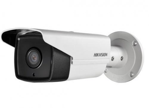 Hikvision Cámara IP Bullet para Exteriores DS-2CD2T42WD-I5(4MM), Alámbrico, 2688 x 1520 Pixeles, Día/Noche