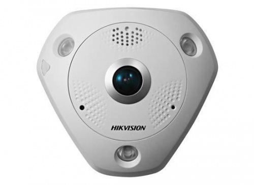 Hikvision Cámara IP Domo IR para Interiores/Exteriores DS-2CD6332FWD-IS, Alámbrico, 2048x1563 Pixeles, Día/Noche