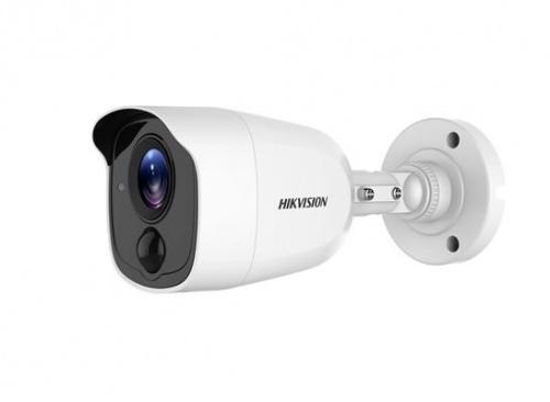 Hikvision Cámara CCTV Bullet Turbo HD IR para Interiores/Exteriores DS-2CE11D8T-PIRL, Alámbrico, 1920 x 1080 Pixeles, Día/Noche