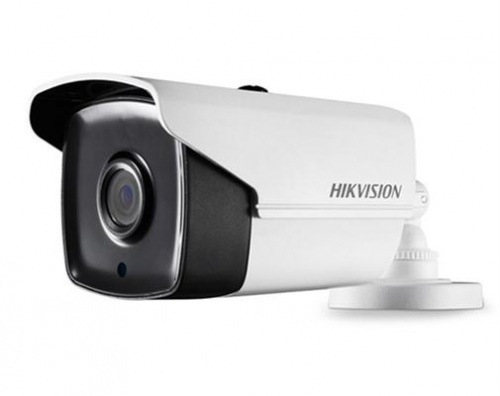 Hikvision Cámara CCTV Bullet Turbo HD IR para Interiores/Exteriores DS-2CE16C0T-IT3, Alámbrico, 1280 x 720 Pixeles, Día/Noche