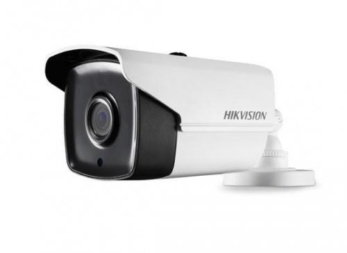 Hikvision Cámara CCTV Bullet Turbo HD IR para Interiores/Exteriores DS-2CE16H0T-IT3F, Alámbrico, 2560 x 1944 Pixeles, Día/Noche