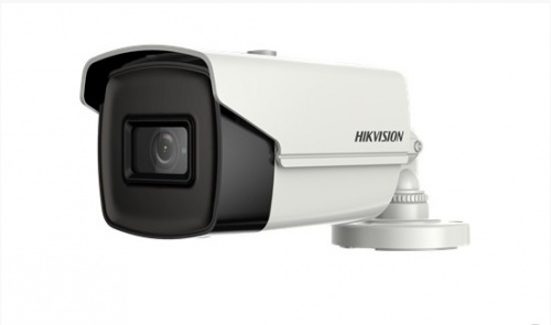 Hikvision Cámara CCTV Bullet Turbo HD para Interiores/Exteriores DS-2CE16U1T-IT3F, Alámbrico, 3840 x 2160 Pixeles, Día/Noche