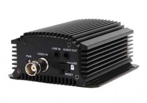 Hikvision Servidor de Vídeo TURBO HD DS-6701HUHI, 1 Canal, BNC