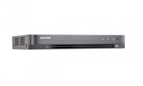 Hikvision DVR de 4 Canales DS-7204HTHI-K1, 1 Disco Duro max. 8TB, 1x USB 2.0, 1x RJ-45, 1x DHMI