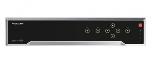 Hikvision NVR de 32 Canales DS-7732NI-I4/16P para 4 Discos Duros, max. 24TB, 2x USB 2.0, 9x RJ-45
