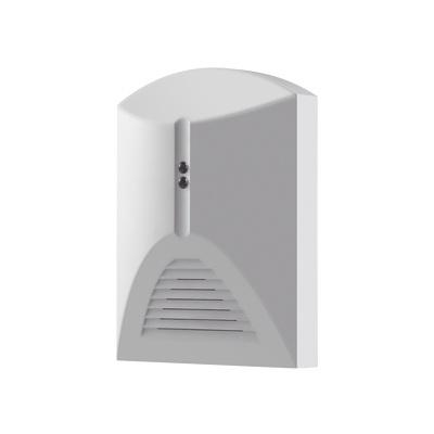 Hikvision Detector de Ruptura de Vidrio DS-PD1-BG9, Alámbrico, Blanco