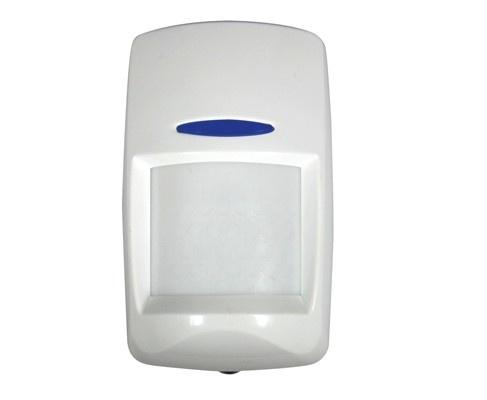 Hikvision Sensor de Movimiento PIR de Montaje en Pared DS-PD1-P10P, Alámbrico, Anti-Pet, 10 Metros, Blanco