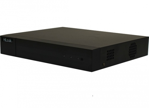 Hikvision DVR de 8 Canales DVR-208G-F1 para 1 Disco Duro, máx. 6TB, 2x USB 2.0, 1x RJ-45