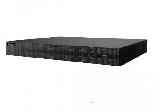 Hikvision DVR de 16 Canales HiLook DVR-216U-F2 para 2 Discos Duros, max. 8TB, 2x USB 2.0, 1x RJ-45