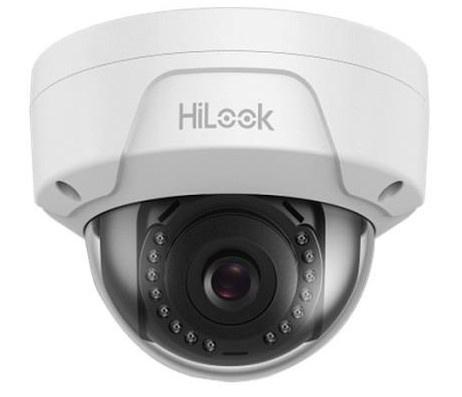 Hikvision Cámara IP Domo HiLook IR para Interiores/Exteriores IPC-D120, Alámbrico, 1920 x 1080 Pixeles, Día/Noche