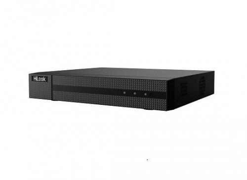Hikvision NVR de 4 Canales HiLook NVR-104MH-D para 1 Disco Duro, máx. 6TB, 2x USB 2.0, 1x RJ-45