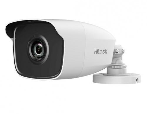 Hikvision Cámara CCTV Bullet IR para Interiores/Exteriores THC-B210-M, Alámbrico, 1280 x 720 Pixeles, Día/Noche