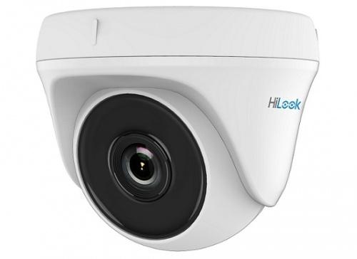 Hikvision Cámara CCTV Domo IR para Interiores/Exteriores THC-T110-P, Alámbrico, 1296 x 732 Pixeles, Día/Noche