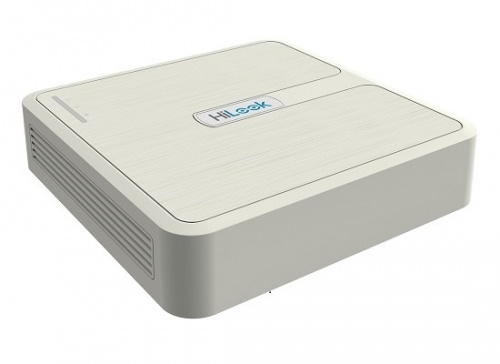 Hikvision NVR de 8 Canales HiLook NVR-108-B para 1 Disco Duro, máx. 6TB, 2x USB 2.0, 1x RJ-45