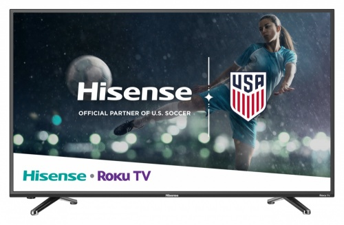 "Hisense Smart TV LED 40H4D 40"", Full HD, Widescreen, Negro"