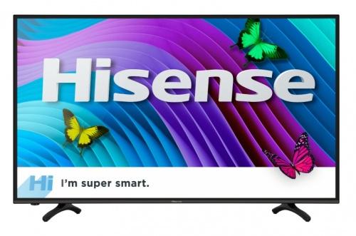 Hisense Smart TV LED 43H6D 43'', 4K Ultra HD, Widescreen, Negro