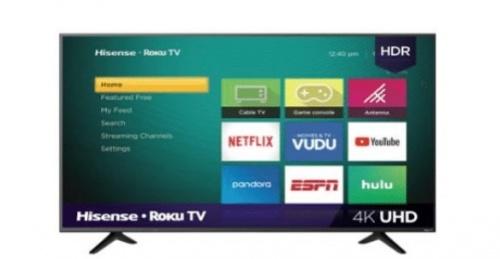 Hisense Smart TV LED 50R6000FM 50