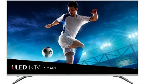 Hisense Smart TV LED 55H9E 55'', 4K Ultra HD, Widescreen, Negro