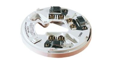 Hochiki Base de 4'' para Sensores Análogos, Blanco