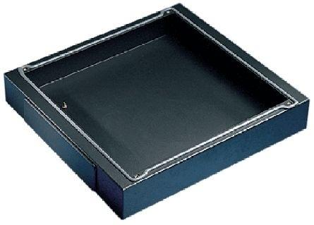 Hoffman Base para Rack, 55.9 x 79.9cm, Negro