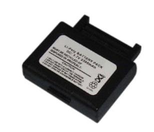 Intermec Batería Recargable 318-043-033, Negro, para CN70/70E