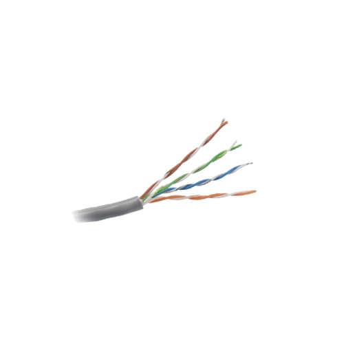 Honeywell Bobina de Cable Cat5e UTP 6330-1109/1000, 305 Metros, Gris