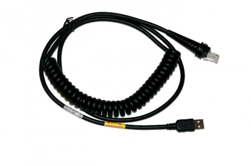 Honeywell Cable USB A Macho/Hembra, 5 Metros, Negro