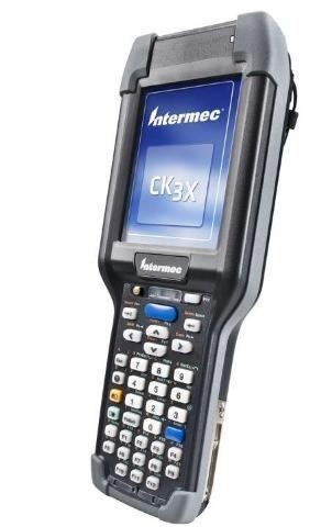 "Intermec Terminal Pórtatil CK3X 3.5"", 256MB, Bluetooth, WiFi - no incluye Cables ni Fuente de Poder"
