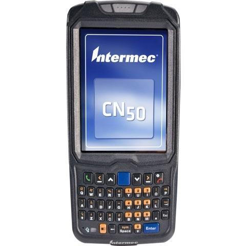 "Intermec Terminal Portátil CN50 3.5"", 256MB, Windows Mobile 6.1, Bluetooth, WiFi - no incluye Cables ni Fuente de Poder"