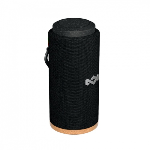 The House Of Marley Bocina Portátil No Bounds Sport, Bluetooth, Inalámbrico, Negro - Resistente al Agua