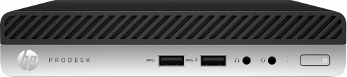 Mini PC HP ProDesk G3 Mini, Intel Core i5-7500T 2.70GHz, 4GB, 1TB, Windows 10 Pro 64-bit