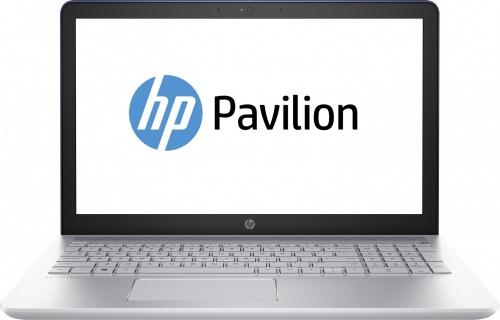Laptop HP Pavilion 15-cd005la 15.6'', AMD A12-9720P 2.70GHz, 12GB, 1TB, Windows 10 Home 64-bit, Plata/Azul