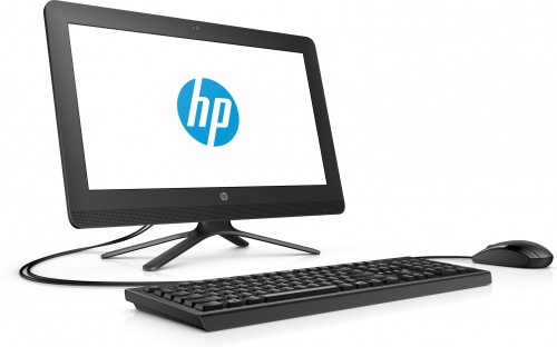 "HP 205 G3 All-in-One 19.5"", AMD E2-7110 1.80GHz, 4GB, 32GB SSD, Windows 10 Pro 64-bit, Negro"