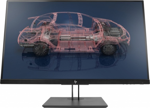 Monitor HP Z27n G2 LED 27'', Quad HD, Widescreen, HDMI, Gris