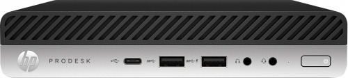 Mini PC HP ProDesk 600 G3, Intel Core i5-6200U 2.30GHz, 4GB, 1TB, Windows 10 Pro 64-bit