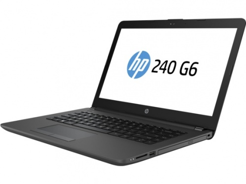 Laptop HP 240 G6 14'', Intel Celeron N3060 1.60GHz, 4GB, 32GB, Windows 10 Pro 64-bit, Negro