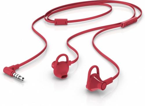 HP Audífonos Intrauriculares con Micrófono 150, Alámbrico, 1.1 Metros, Rojo