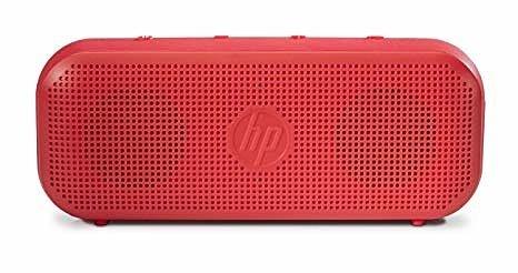 HP Bocina Portátil 2CB29AA, Bluetooth, Inalámbrico, Rojo
